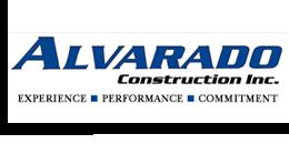 Alvarado Construction Inc.-logo