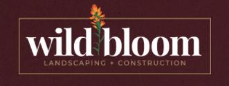 Wild Bloom Landscapes-logo
