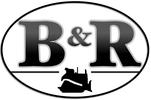B And R Trucking-logo