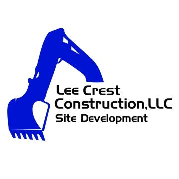 Lee Crest Construction LLC Logo