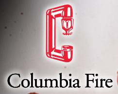Columbia Fire Logo
