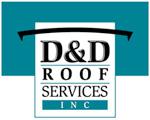 D&D Roof Services Logo