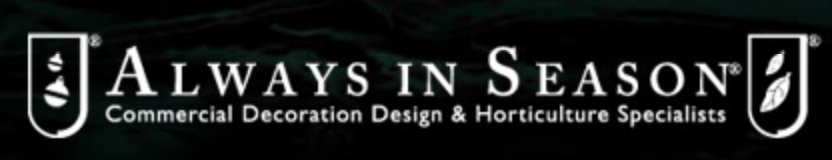 Always In Season Decor Services Logo