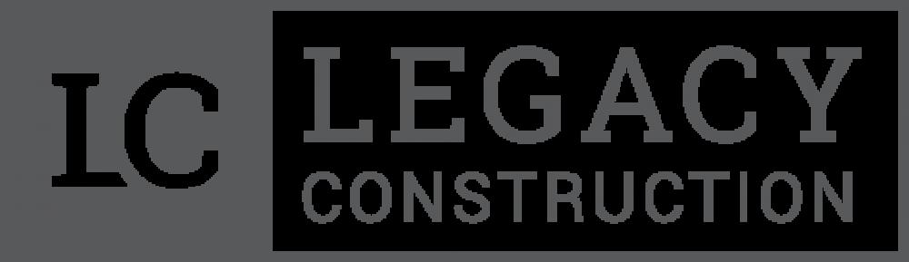 BBGLegacy DBA Legacy Construction Logo