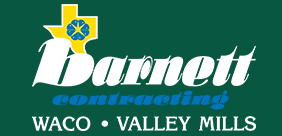 Barnett Contracting Inc. Logo