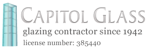 Capitol Glass Co. Logo