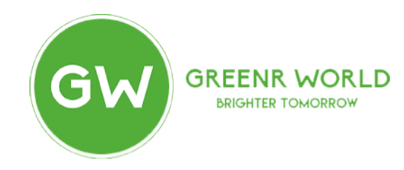 Greenr World-logo