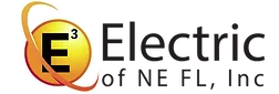 E3 Electric of NE FL-logo