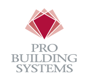 Pro Building Systems Inc. Logo