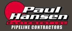 Paul Hansen Equipment Inc. Logo