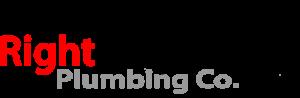 Right Way Plumbing Company Logo