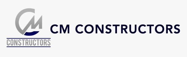 CM Constructors Logo